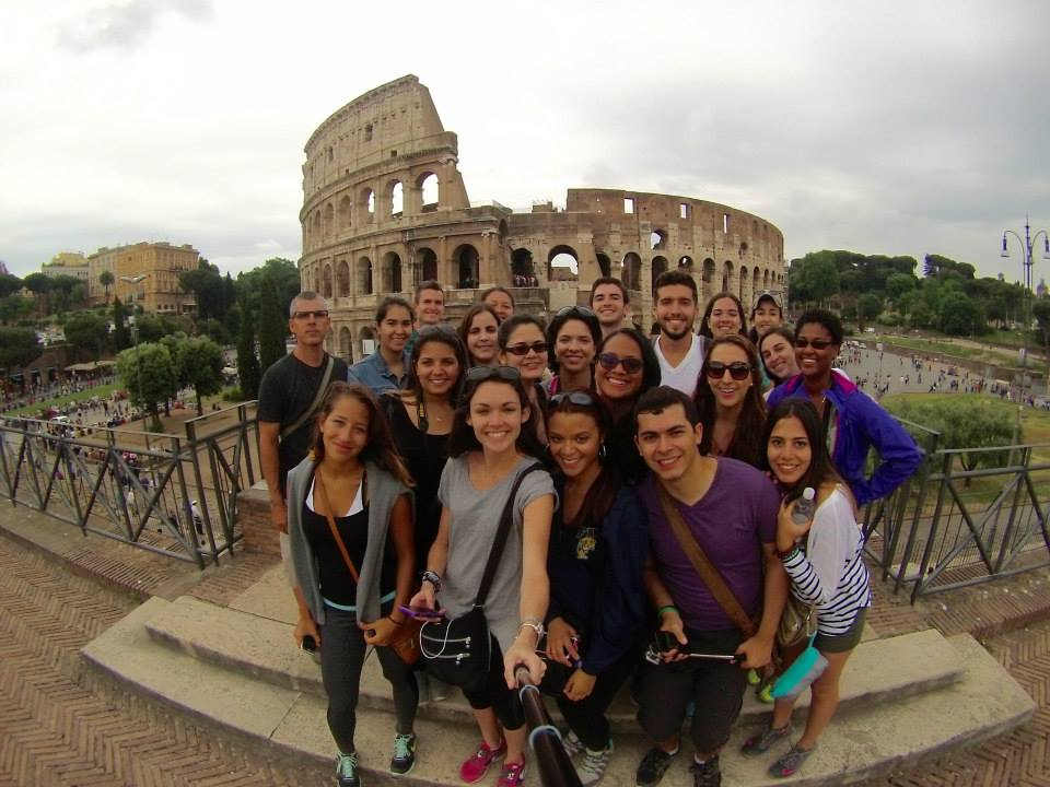Study Abroad Registration is Open! - Honors College