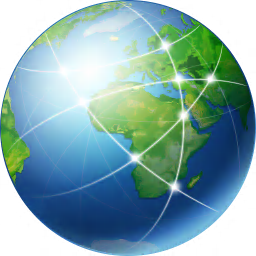 Global Network Icon Honors College