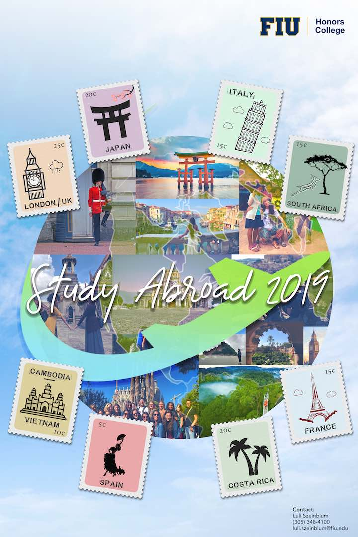 Study Abroad - Honors College