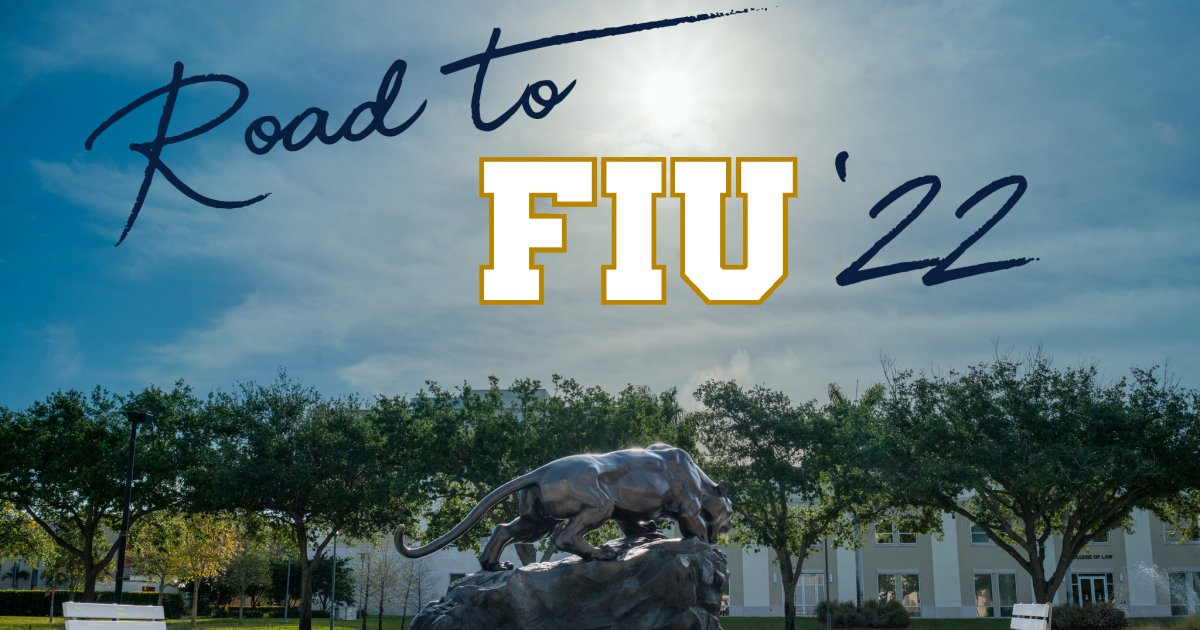 Road to FIU '22: Outstanding Honors College Freshman ...
