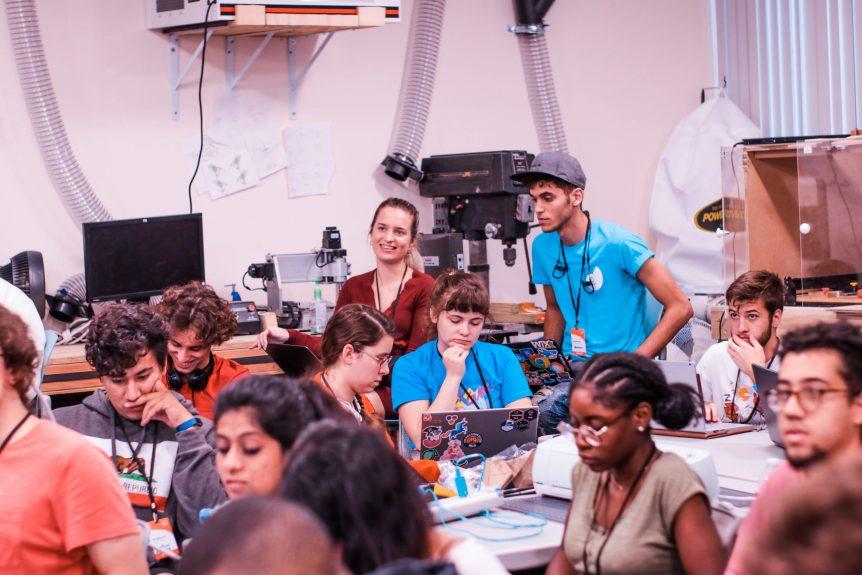 Edge Lab & MangoHacks 2019 - Honors College