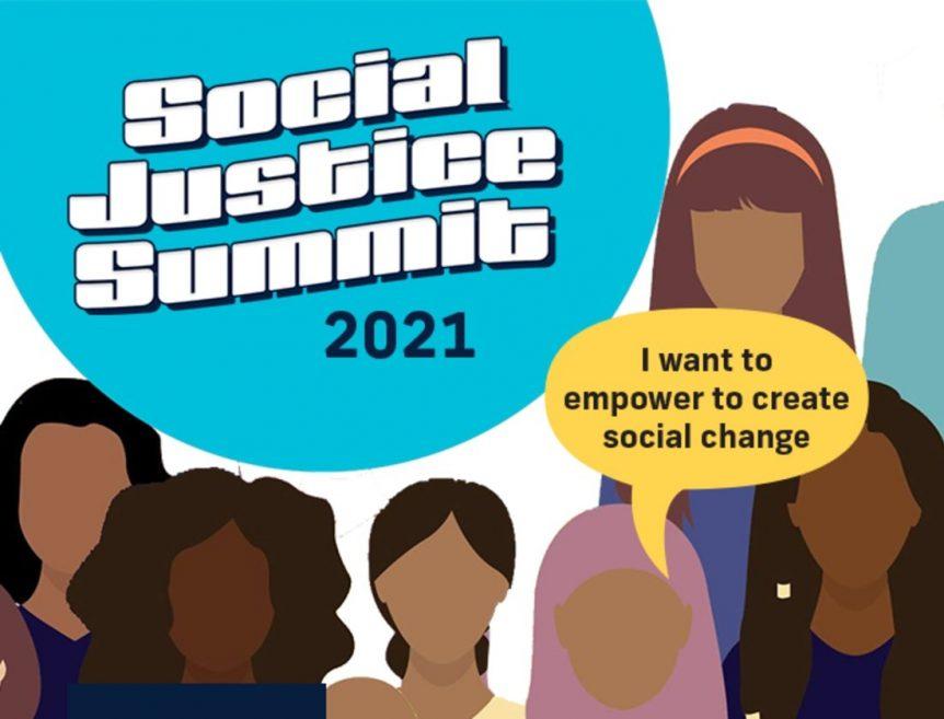 Social Justice Summit Flyer 2021